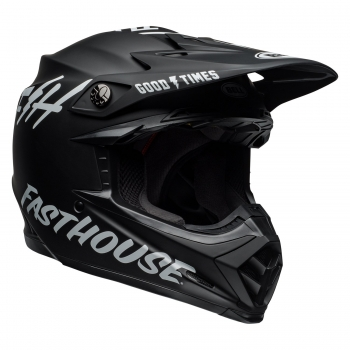 Fasthouse X Bell Moto-9 Mips
