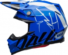 Fasthouse X Bell Day in the Dirt 22 Moto-9 Flex