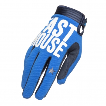 Guantes junior AZUL Fasthouse Speed Style